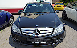 Mercedes-Benz C-Klasse C 200 CDI Blue Efficiency Classic
